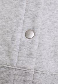 Cotton On - MATERNITY BUTTON SIDE - Sweatshirt - grey marle - 2