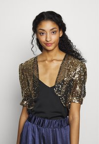 Molly Bracken - LADIES BOLERO - Blazere - gold - 3