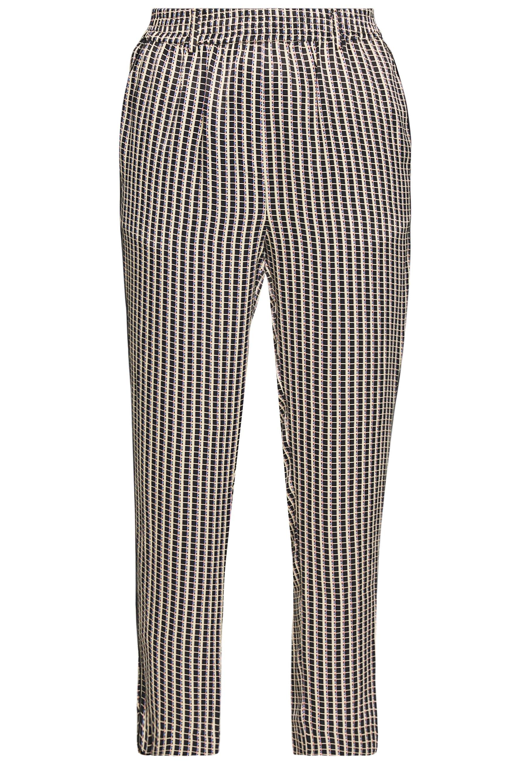 Second Female TROUSERS - Pantalon classique - black