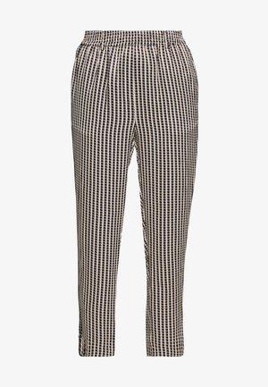 TROUSERS - Pantalon classique - black