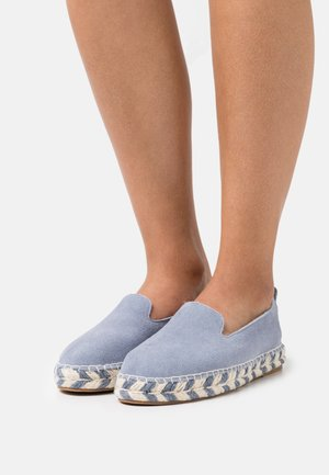 EMMA  - Espadrilles - light blue