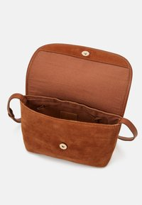 Anna Field - LEATHER - Skulderveske - cognac - 2