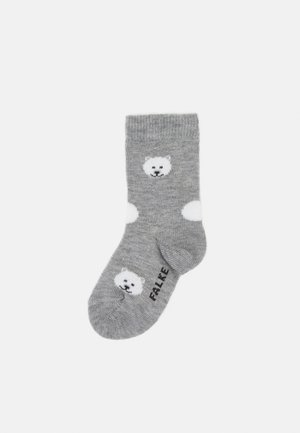 POLAR BEAR - Socks - light grey