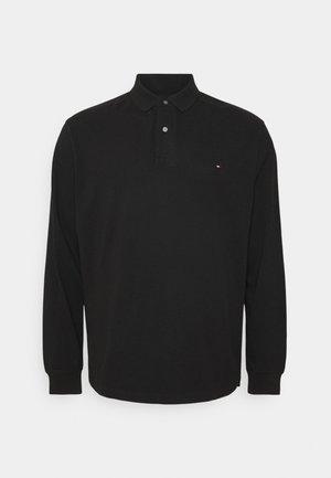 REGULAR - Polo shirt - black