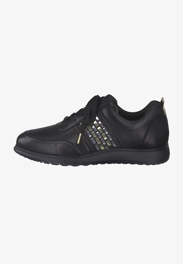 Trainers - black comb