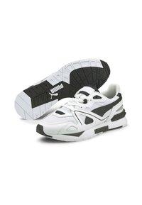 Puma - MIRAGE - Trainers - puma white-puma black - 2