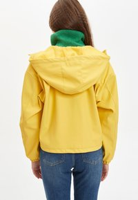 DeFacto - Impermeable - yellow - 1