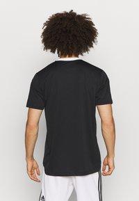 adidas Performance - TIRO 21 - T-shirts print - black - 2