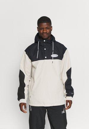 LONGO - Snowboard jacket - taupe