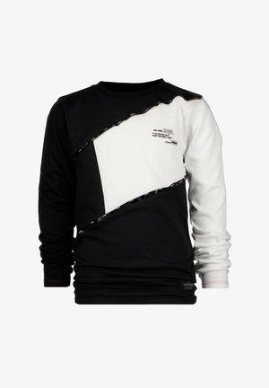 JAEY - Long sleeved top - deep black