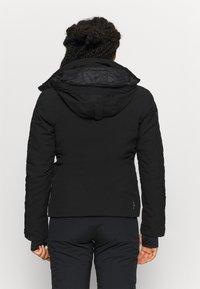 Luhta - ENGELSBY - Snowboard jacket - black - 3