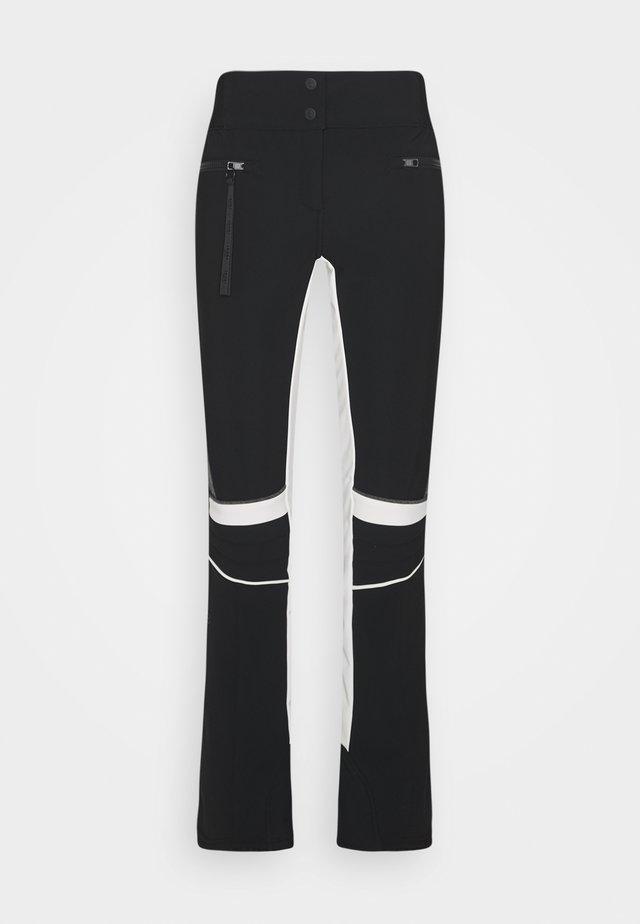 ADELA PANT - Zimní kalhoty - black/grey