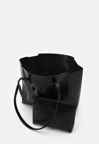 ALDO - SMOOTH - Torba na zakupy - black - 3