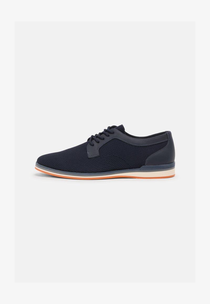 ALDO - PROMETHEUS - Zapatos con cordones - navy