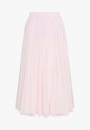 ZALANDO X NA-KD MIDI SKIRT - Gonna a campana - dusty pink