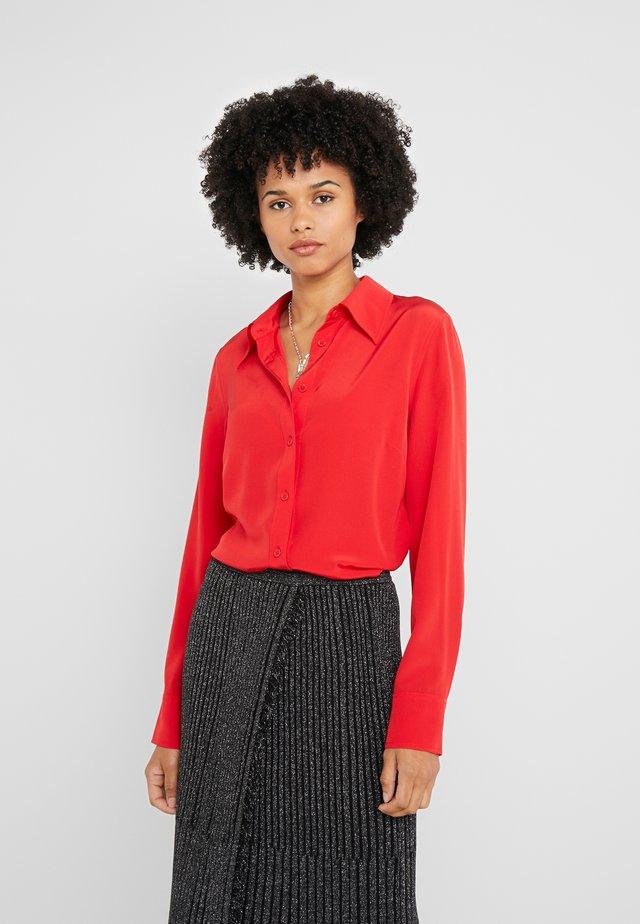 EXCLUSIVE SAMSON - Skjortebluser - red