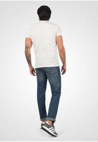 Solid - Slim fit jeans - blue dnm - 2