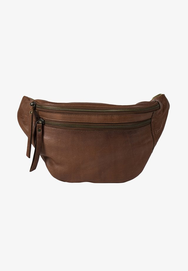 FAUST URBAN - Bum bag - walnut