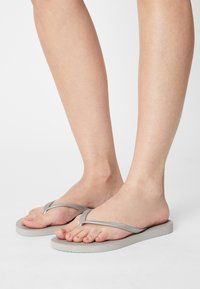 Even&Odd - 2 PACK - Pool shoes - silver/gold - 0