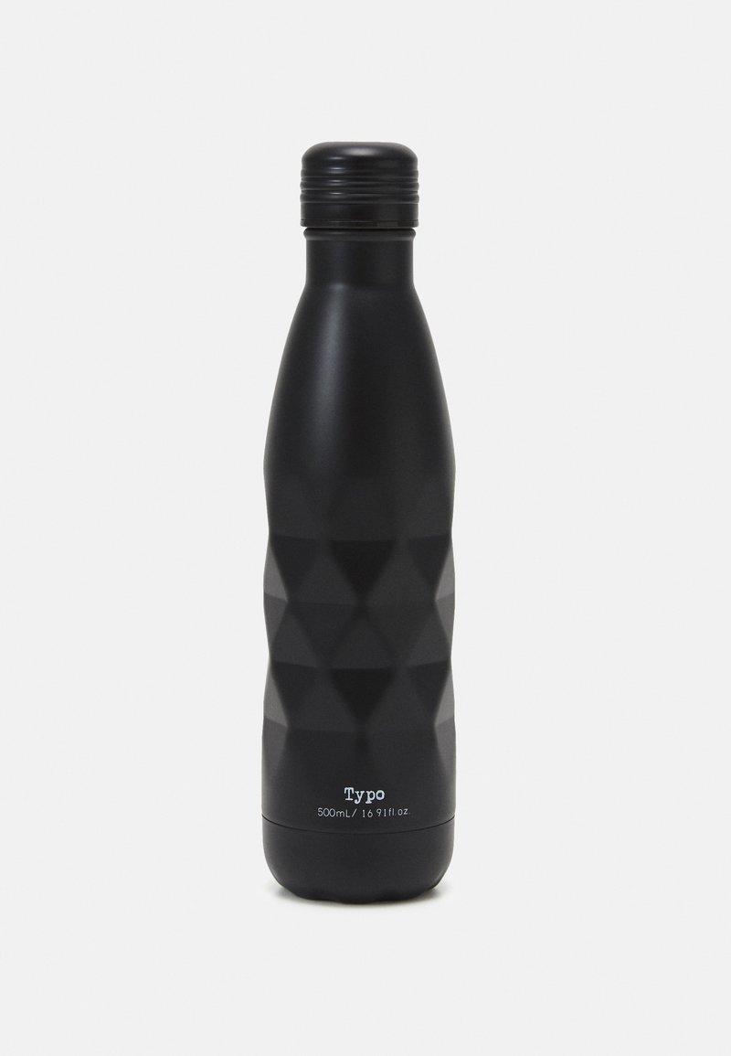 TYPO - PREMIUM DRINK BOTTLE UNISEX - Jiné doplňky - matte black