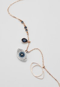 Swarovski - DUO PENDANT EVIL EYE - Smykke - silver-coloured