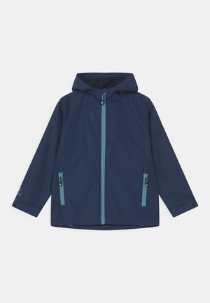 SOLID COL UNISEX - Softshelljacke - dress blues