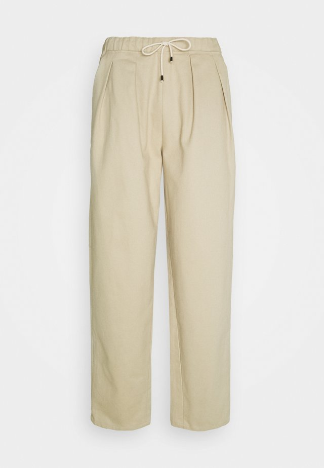 CARROT PANT - Chino - beige