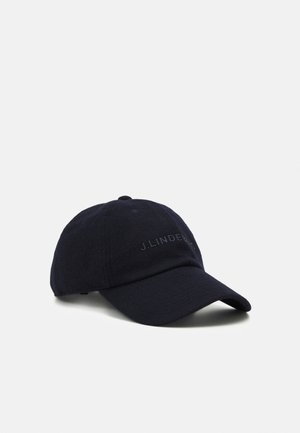 ELIJAH FLAT UNISEX - Cap - dark blue