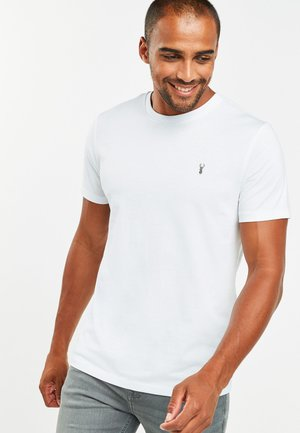 CREW NECK REGULAR FIT STAG 5 PACK - T-shirt basic - multi-coloured