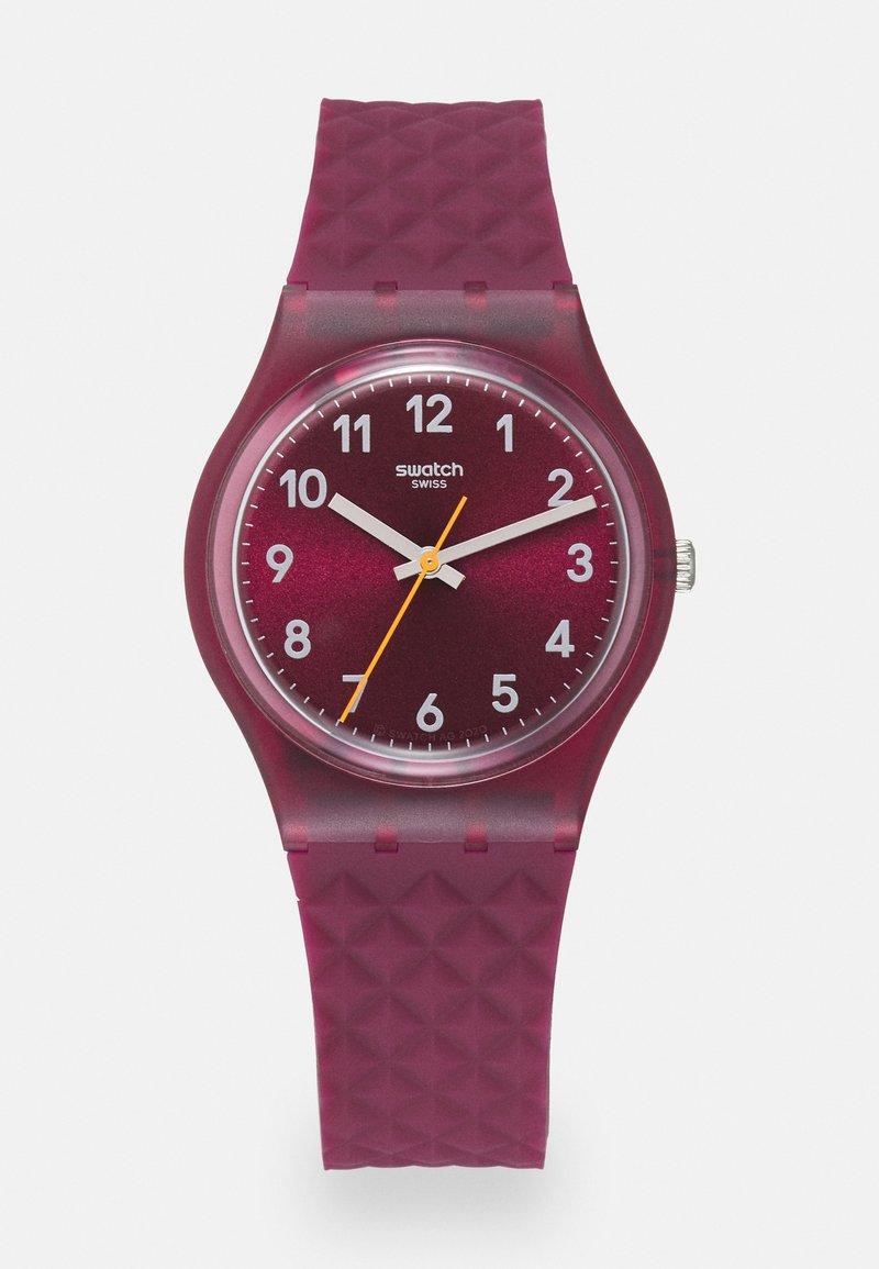 Swatch - REDNEL - Watch - red