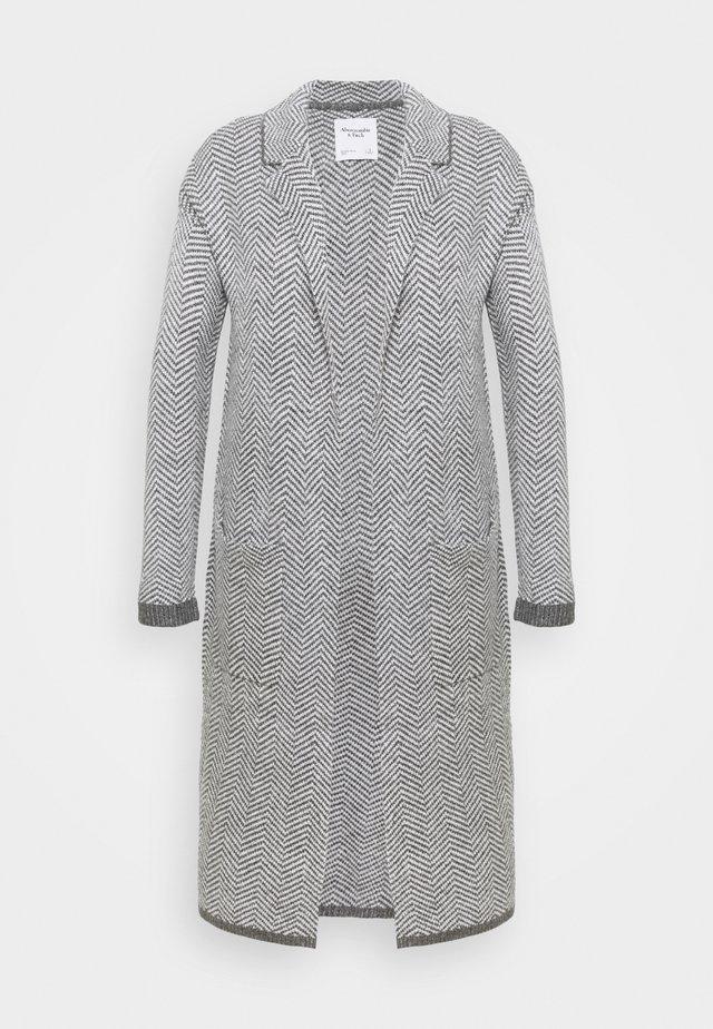 COATIGAN - Cardigan - grey