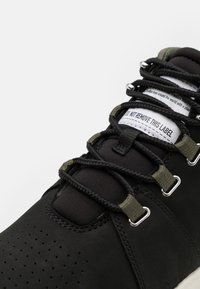 Timberland - BROOKLYN CITY MID - High-top trainers - black - 5