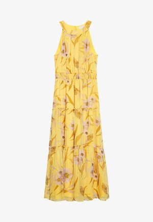 SAFFINE - Vestido informal - yellow