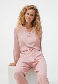 OYSHO - Pyjama bottoms - rose - 4