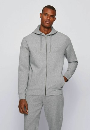 WEEPREEN - veste en sweat zippée - grey