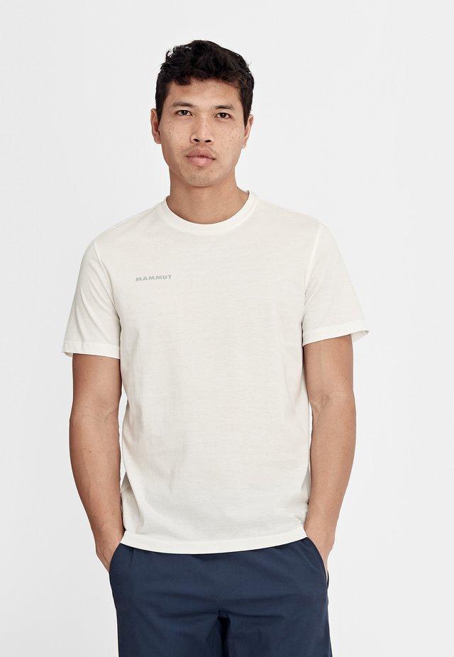 SEILE  - T-shirt imprimé - bright white