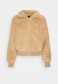 ONLY Petite - ONLELLIE SHERPA JACKET - Light jacket - cuban sand - 4