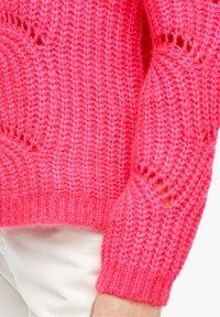 s.Oliver - Jumper - neon pink - 4
