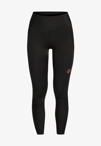 S5 SKYSCRAPER  - Leggings - black