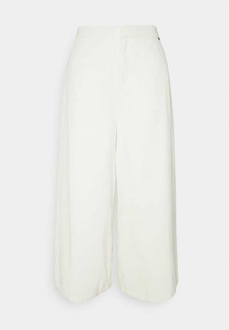 Ecoalf - BLEACH PANTS - Kangashousut - off white