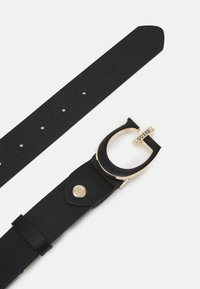 Guess - DALMA ADJUST PANT BELT - Belt - black - 1