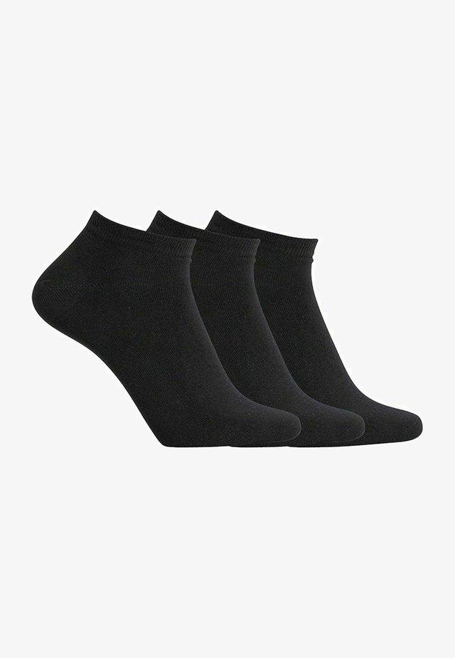 3-PACK - Sokken - black