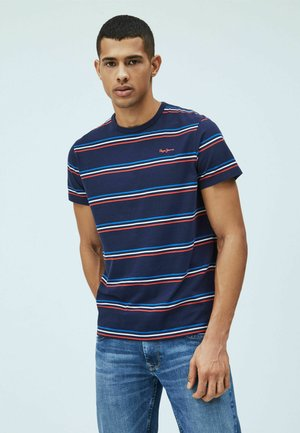 DUNCANY - T-shirt con stampa - multi