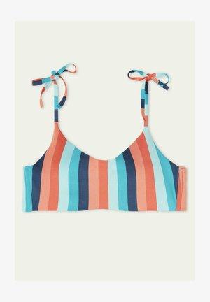 MIT BUNTEN STREIFEN - Bikini-Top - st righe color