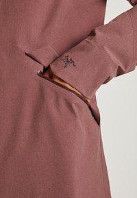 Arc'teryx - SANDRA COAT WOMEN'S - Waterproof jacket - inertia heather - 7