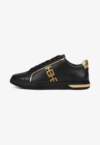 MONO LOW TOP - Sneakers - black