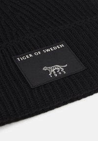 Tiger of Sweden - HOLLEIN - Beanie - black - 3