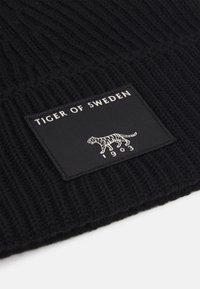 Tiger of Sweden - HOLLEIN - Bonnet - black - 3
