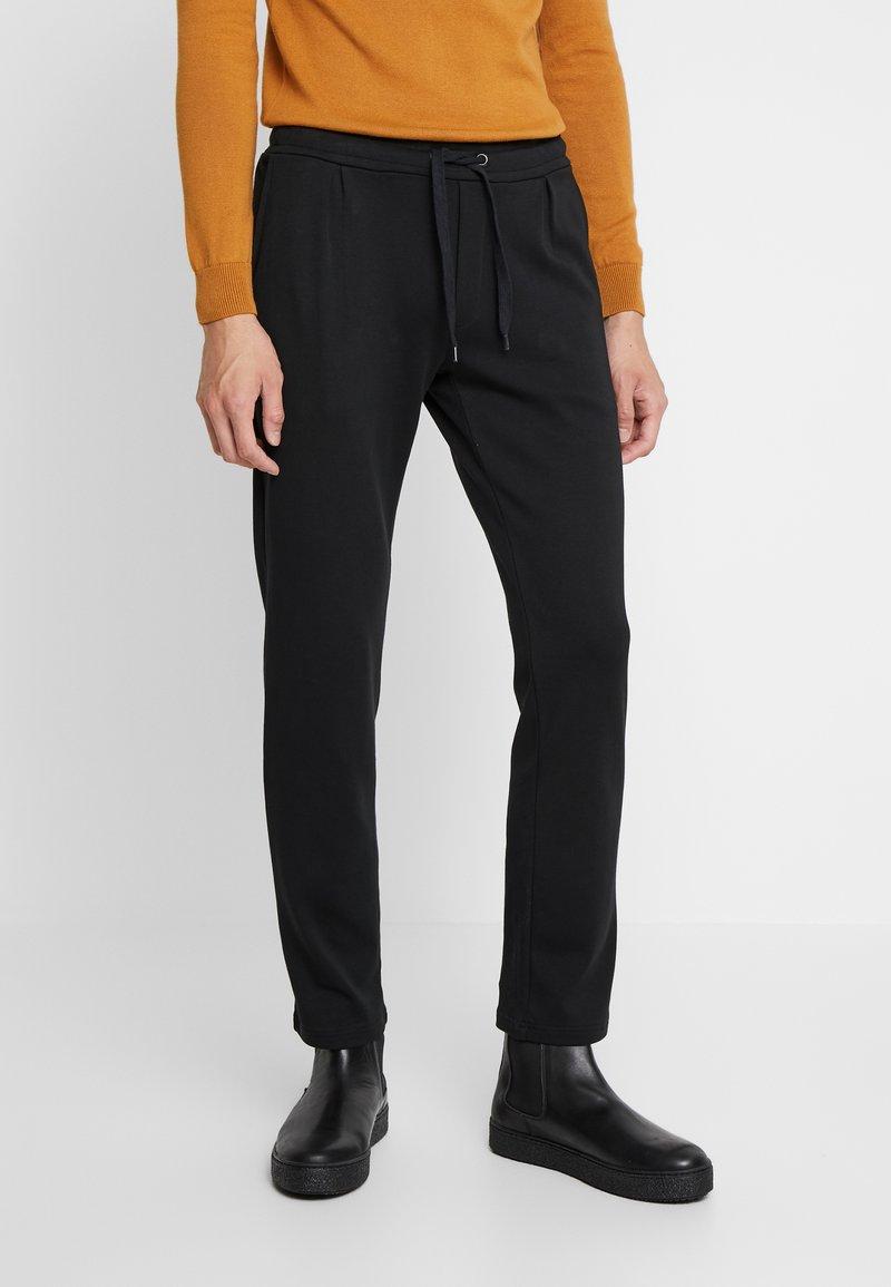 Zign - Kalhoty - black