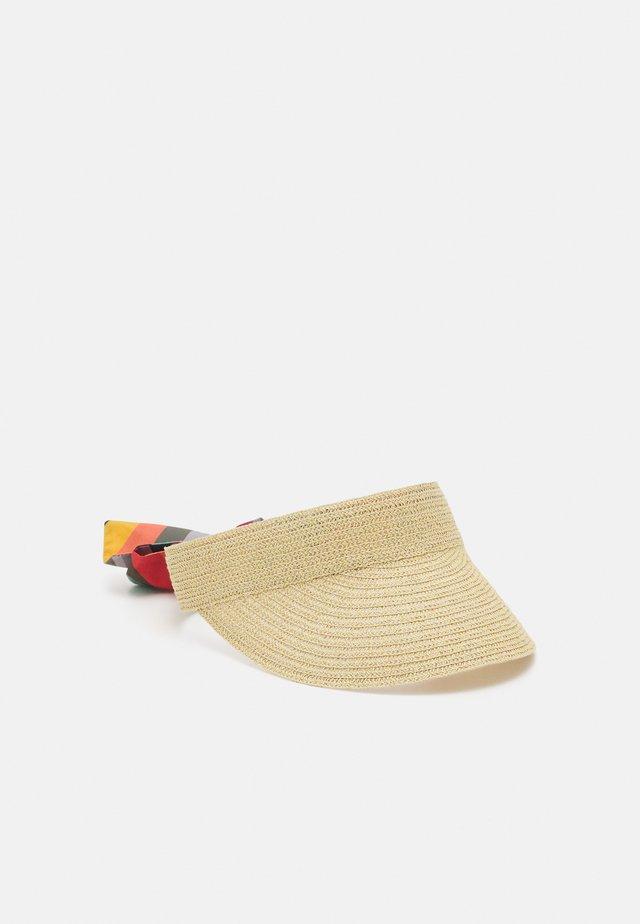 WOMEN HAT VISOR - Sombrero - brown